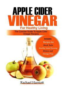 Apple Cider Vinegar for Healthy Living