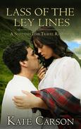 Lass of the Ley Lines (A Scottish Time Travel Romance)