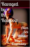Ravaged by the Rainbow (Tentacle Sex Monster)