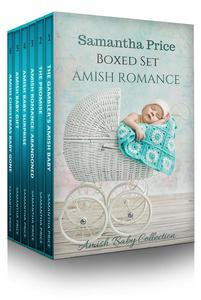 Amish Romance Baby Collection Boxed Set