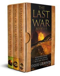 The Last War: Books 1 - 3