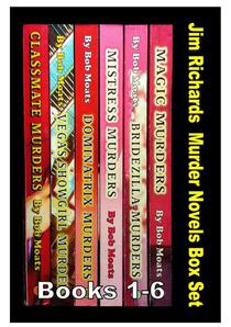 Jim Richards Murder Novels Box Set
