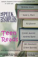 Sneak Peek Samplers: Teen Reads