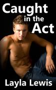 Caught in the Act (a double-penetration FMM threesome erotica with MM)