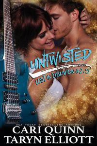 Untwisted (Lost in Oblivion, 2.5)