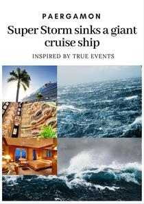Super Storm Sinks a Giant Cruise Ship