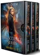 Hellscourge Series: Bundle 1: Books 1 - 3
