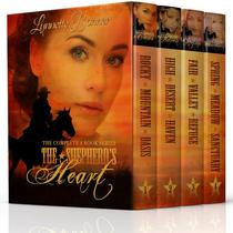 The Shepherd's Heart Series Boxed Set Book Bundle Collection