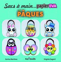 Sacs à main en papier mousse EVA: Pâques