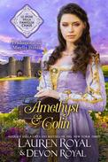 Amethyst & Colin: Un romanzo storico pulito e tenero, per tutti