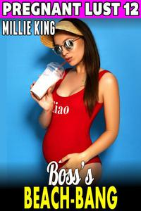 Boss's Beach-Bang : Pregnant Lust 12