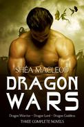Dragon Wars - Three Complete Novels Boxed Set