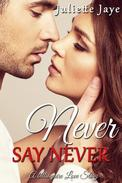 Never Say Never (A Billionaire Love Story)
