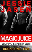 Magic Juice (Books 1-5)