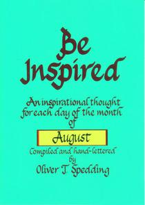 Be Inspired - August