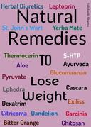 Natural Remedies to Lose Weight