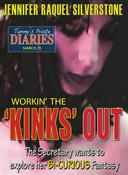 Tammy's Private Diaries - March 23 - Workin' The 'Kinks' Out - The Secretary Wants To Explore Her Bi-Curious Fantasy