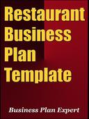 Restaurant Business Plan Template (Including 6 Special Bonuses)