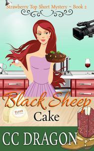 Black Sheep Cake (Strawberry Top Short Mystery 2)
