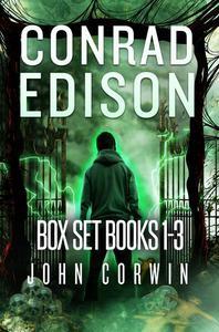 Conrad Edison Box Set Books 1-3