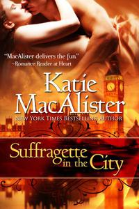 Suffragette in the City