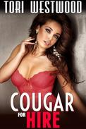 Cougar for Hire (Femdom Threesome Menage with Younger Couple)