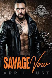 Savage Vow (Book 1)