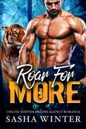 Roar For More (Online Shifter Dating Agency Romance)