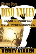 Pumped By A Pterodactyl