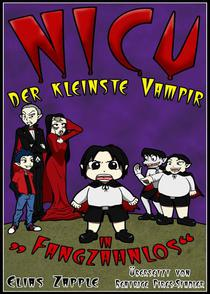 Nicu – der kleinste Vampir in 'Fangzahnlos'