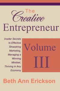 The Creative Entrepreneur #3