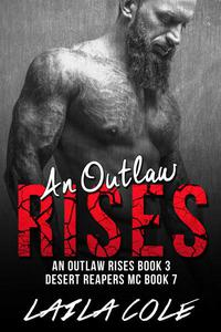 An Outlaw Rises - Book 3