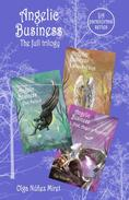 Angelic Business. The Full Trilogy. A paranormal YA series.