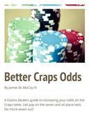 Better Craps Odds