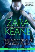 The Navy SEAL's Holiday Fling