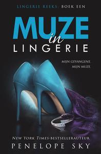 Muze in lingerie