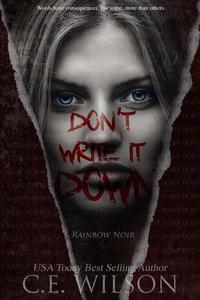 Don't Write it Down