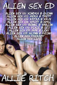 Alien Sex Ed (Volumes 1-8 Plus Bonus Stories)