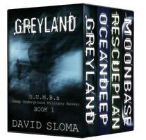 D.U.M.B.s (Deep Underground Military Bases) Ebook Boxed Set - All 4 novels