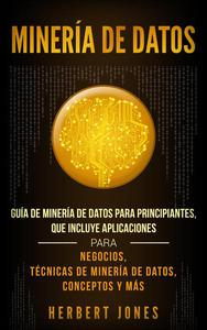 Minería de Datos: Guía de Minería de Datos para Principiantes, que Incluye Aplicaciones para Negocios, Técnicas de Minería de Datos, Conceptos y Más