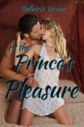 At the Prince's Pleasure (alpha male virgin breeding)