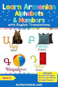 Learn Armenian Alphabets & Numbers