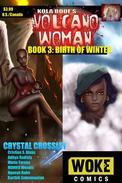 Volcano Woman Book 3