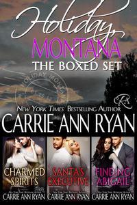 Holiday, Montana Box Set (Books 1-3)