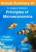 Acoute Summary of: N. Gregory Mankiw's Principles of Microeconomics (7th edition)