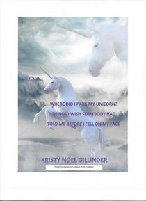 Where Did I Park My Unicorn? Things I Wish Somebody Had Told Me Before I Fell On My Face