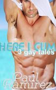 Here I Cum: 3 Gay Erotica Tales