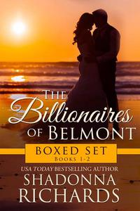 Billionaires of Belmont (Boxed Set Books 1-2)