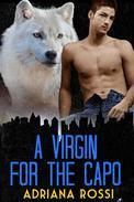 A Virgin for the Capo (Werewolf Shifter Erotic Romance) (Mafia Romance)