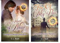 Fire In My Heart Series 2 Book Set: The Heart of Now & Fire of My Past